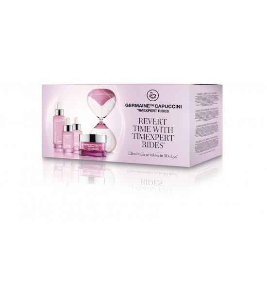 Timexpert Age-Cure Chrono-Programmed Wrinkle Cure & Timexpert Rides Soft Cream