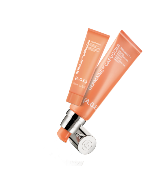 TIMEXPERT C+ (A.G.E.) INTENSIVE MULTI-CORRECTION Emulsion 50ml  + CORRECTION AND EXPRESS LUMINOSITY Eye Contour Cream 15ml
