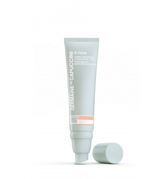 B-CALM Fundamental Moisturizing  Cream - RICH