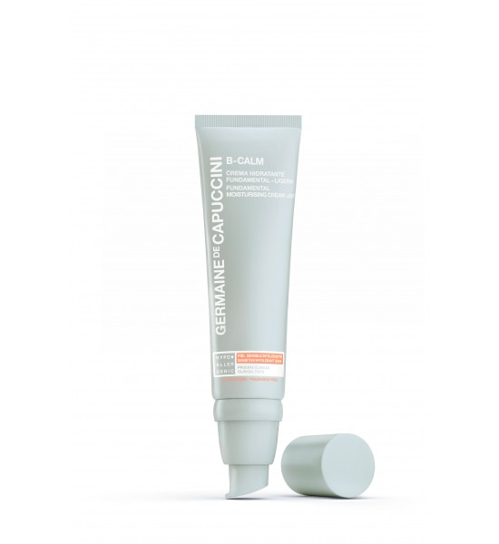 B-CALM Fundamental Moisturizing Cream LIGHT