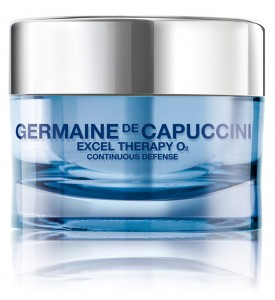 EXCEL THERAPY O2 CONTINUOUS DEFENSE ESSENTIAL CREAM