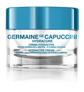 HYDRACURE HYDRACTIVE CREAM  for Normal to Combination Skin  - WARM Climate