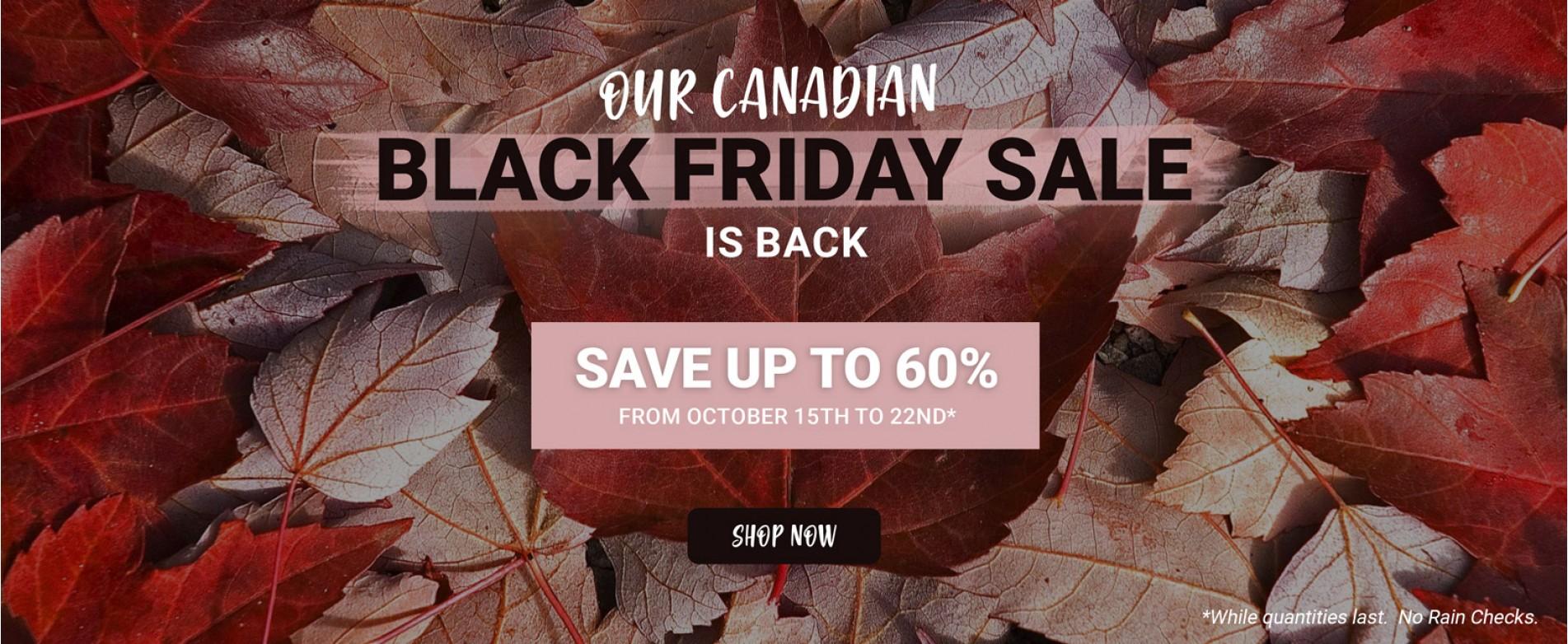 Canadian Black Friday