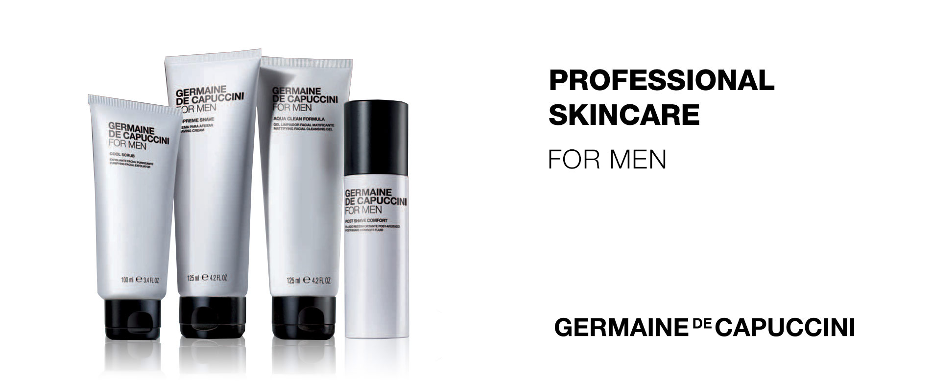 Professional Skincare For Men