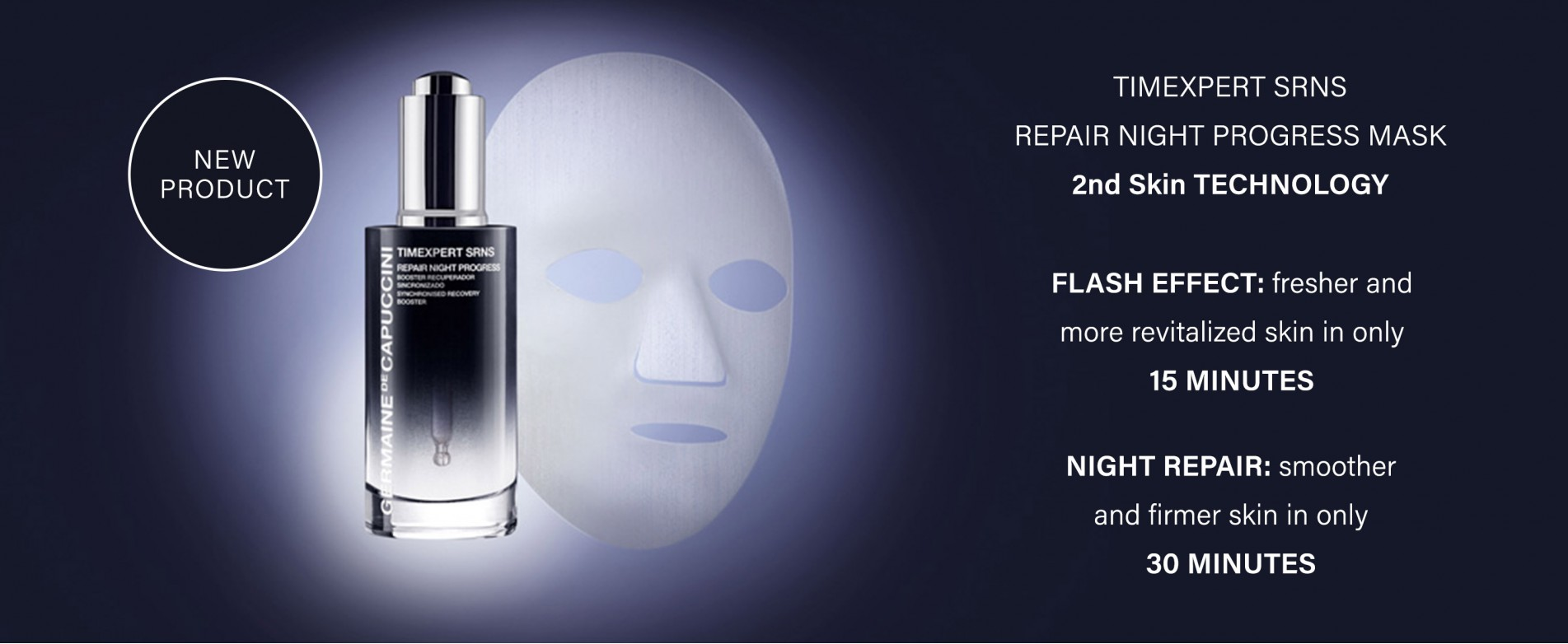 Timexpert SRNS Night Mask