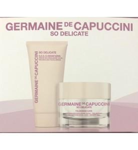 SO DELICATE TOLERANCE CARE Cream + S.O.S. D-Sensitizing Serum